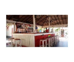 1601023 Otres Beach - Sunny Seaside Rental Bungalows with Restaurant and Bar