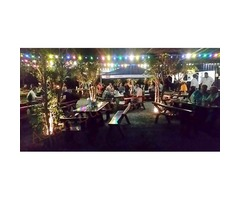 1202055 Beer Garden set on 1 Rai of Land in Khao Talo