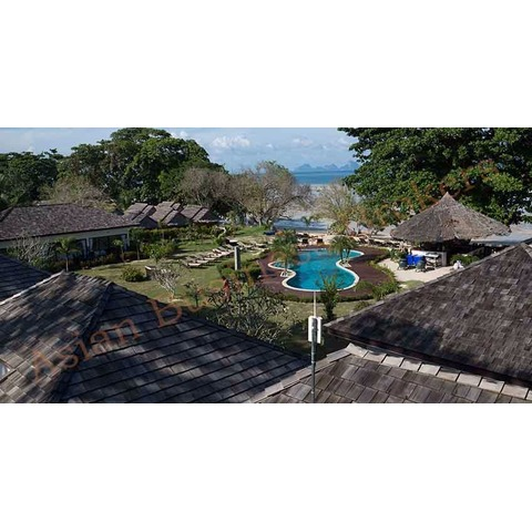 7002001 Long Lease Koh Kradan Island Resort for Sale with Company